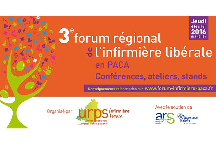 3eme forum régional de l'infirmière libérale en PACA