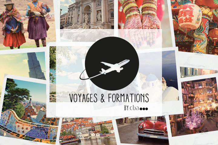 Voyages & Formations by CBA