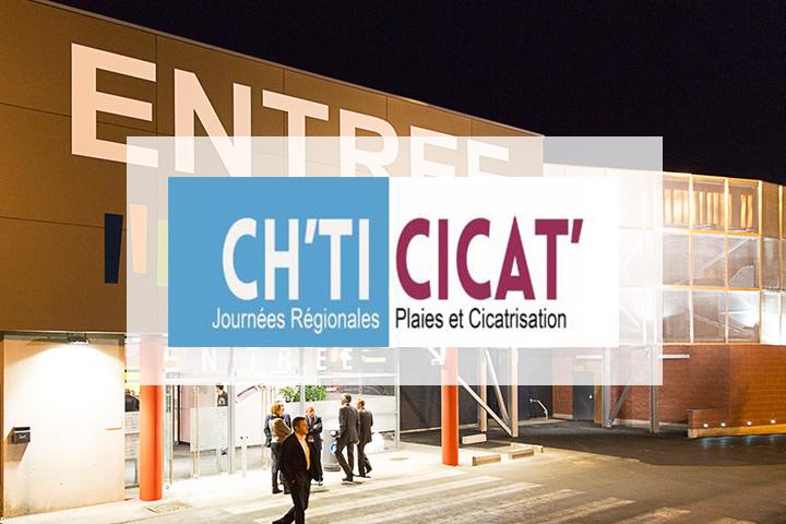8ème édition des Journées Régionales de Cicatrisation, Ch'ti Cicat'
