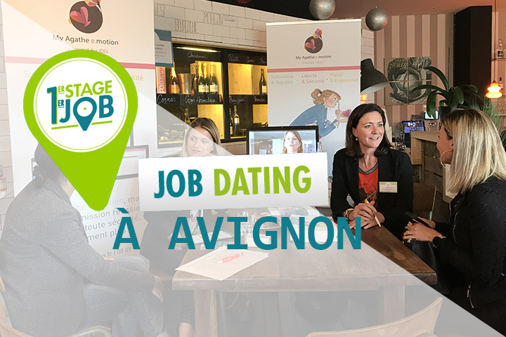 Stage Job Dating pour CBA à Avignon