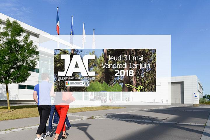 CBA à Bordeaux pour les Journées Aquitaine Cicatrisation