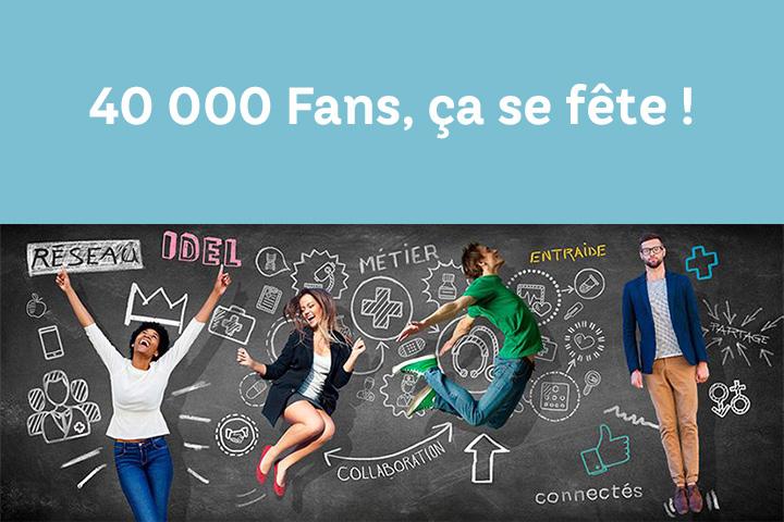 CBA fête ses 40 000 fans