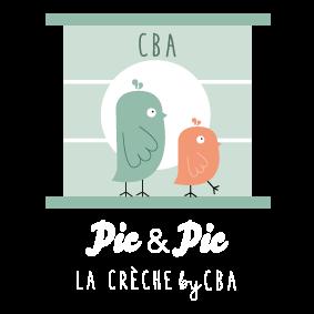 Logo crèche Pic & Pic by CBA