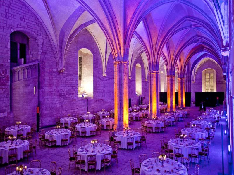 gala palais des papes institut sainte catherine