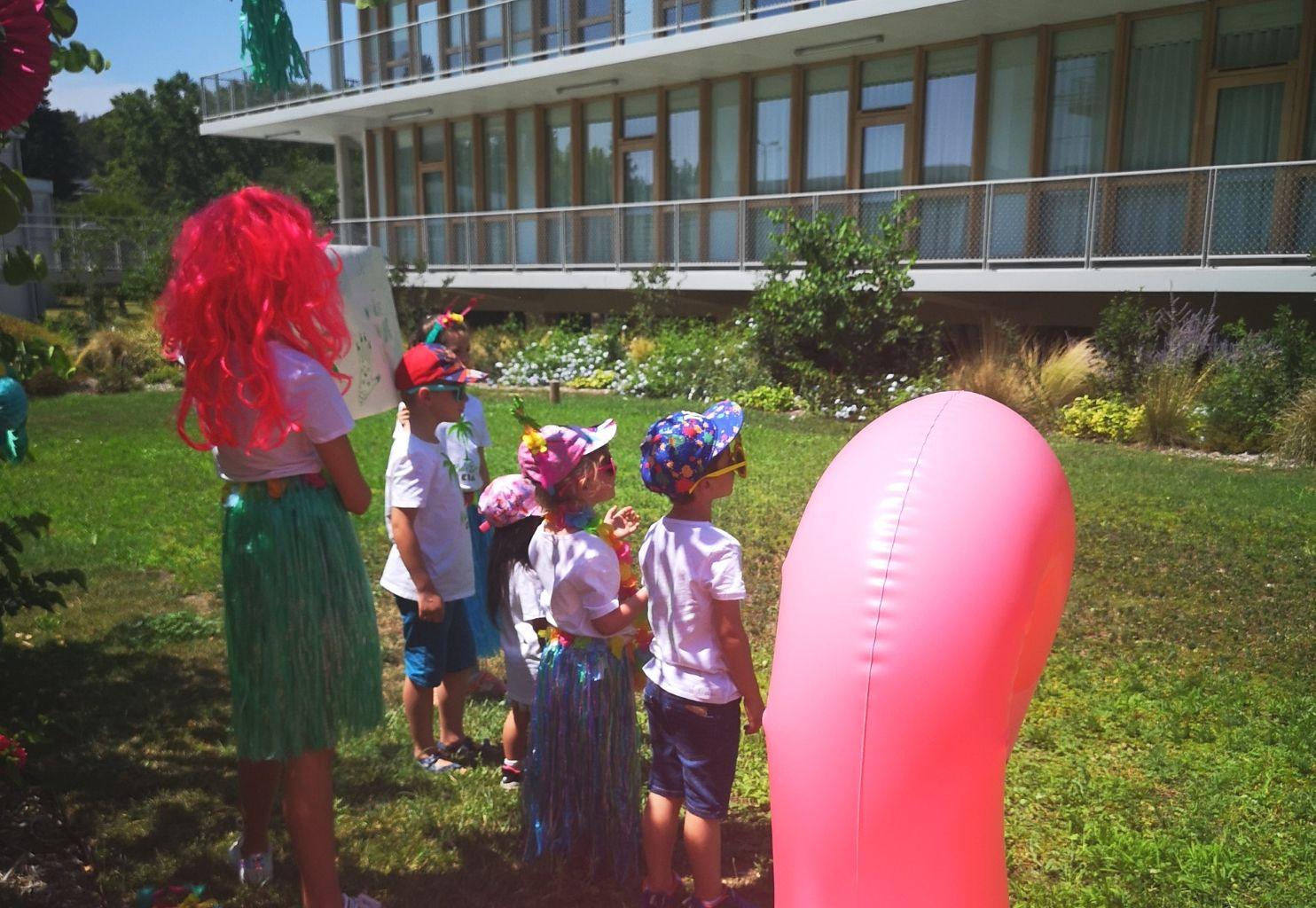 kids day by cba 2019 olympiades