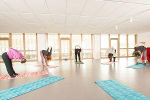 Activités Yoga CBA