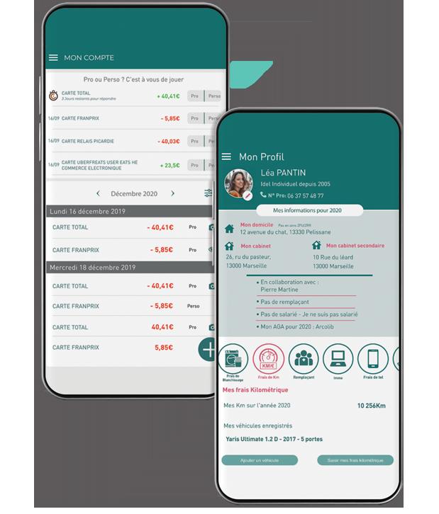 Solution de comptabilité : une appli intelligente