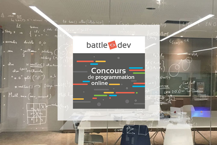 CBA participe à la Battle Dev 2019