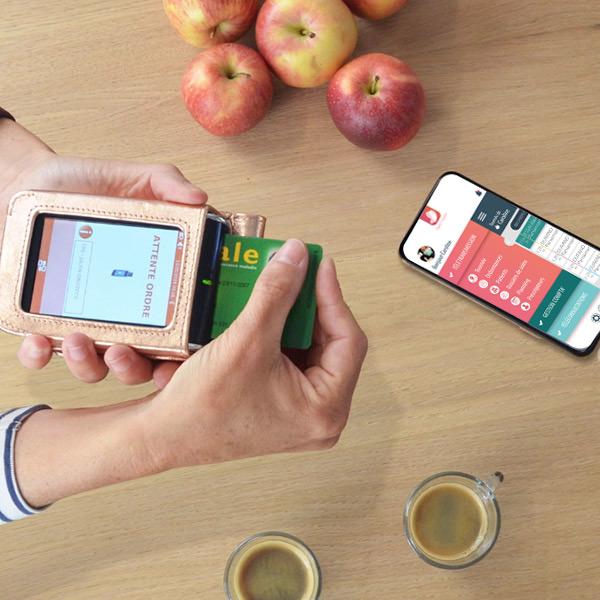 Le TLA connecté en Bluetooth à votre appli mobile.